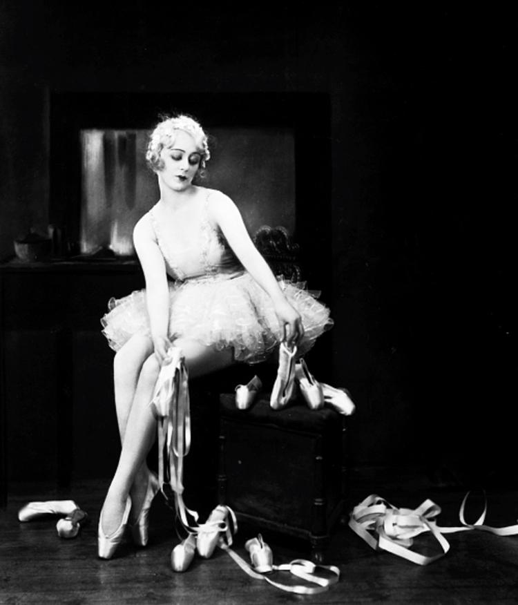 MADELEINE PARKER, 1929