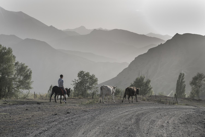 min-kush-soviet-uranium-mining-town-industrial-Russia-Kyrgyzstan-ruins-soviet-sign-jo-kearney-photos-video-photography-cows-boy-on-donkey.jpg