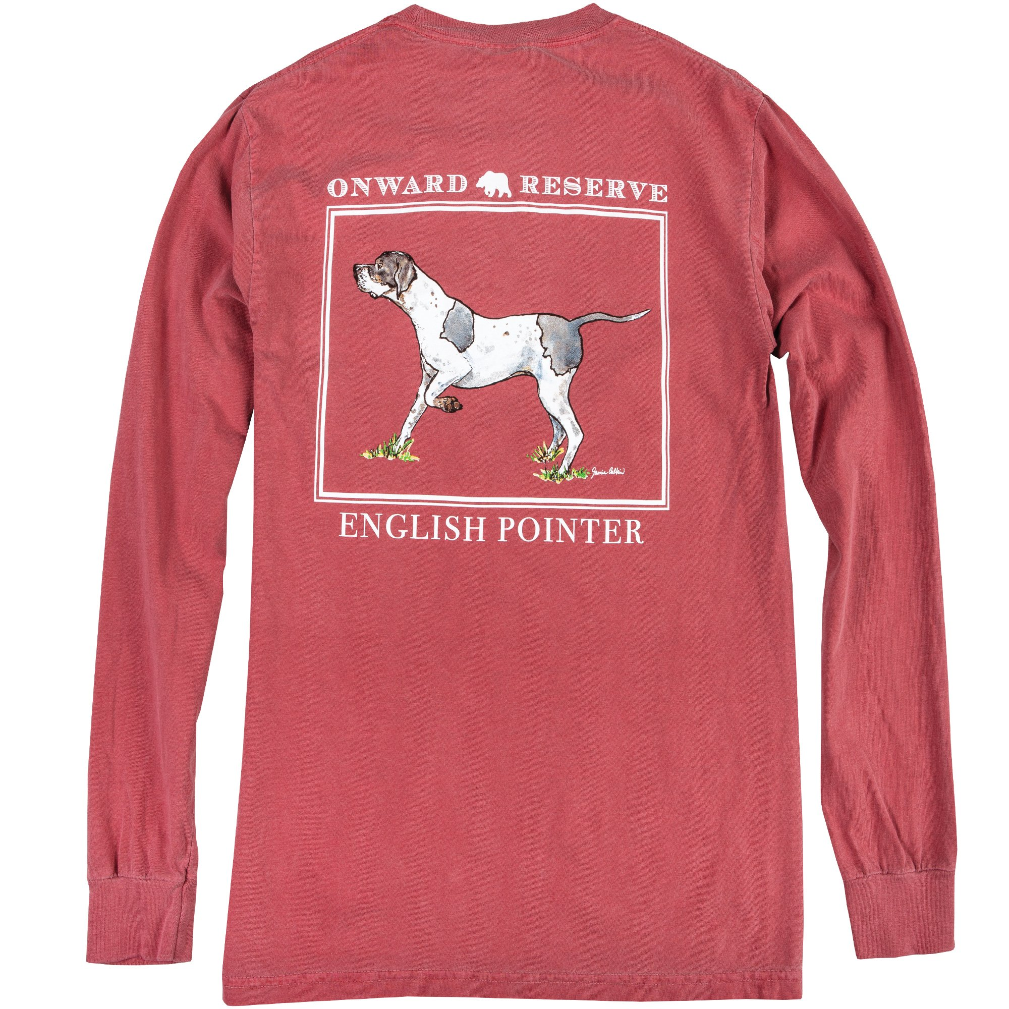 OR-Jamie-Tee-LS-English-Pointer-Rust-Back.jpg