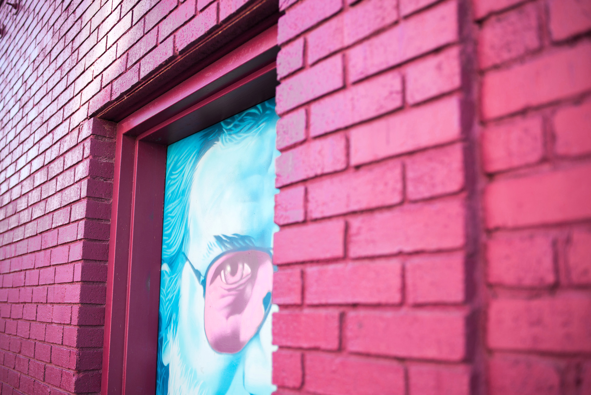 West Asheville Graffiti