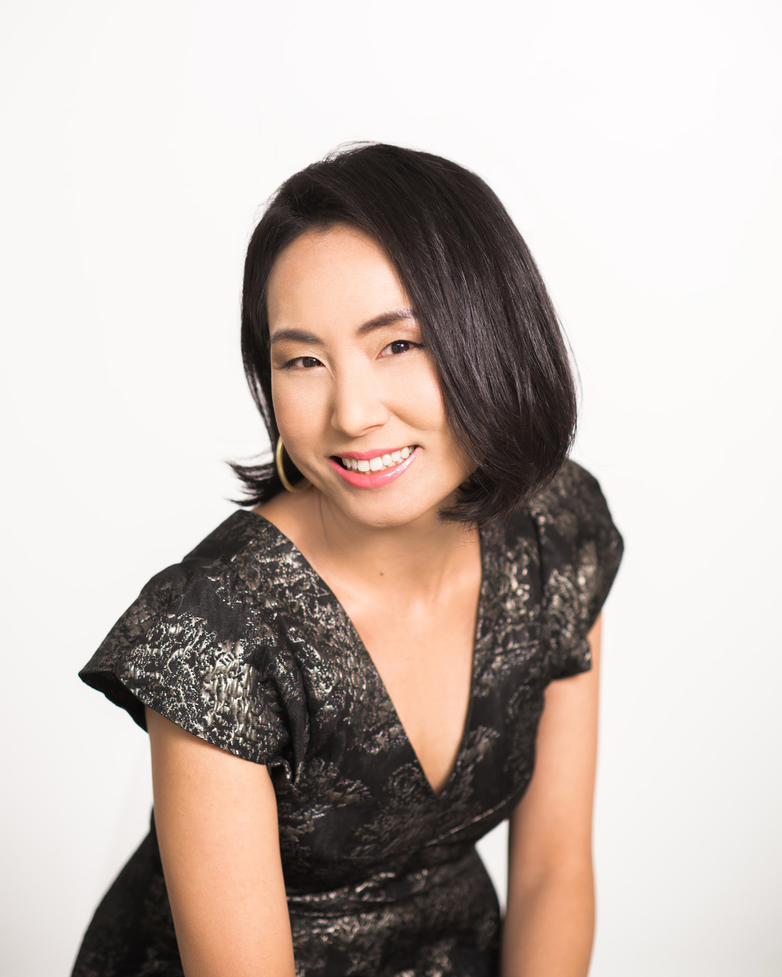 Angela Kim of Asheville Couture Headshot| Photography by Sarah Hooker Photography