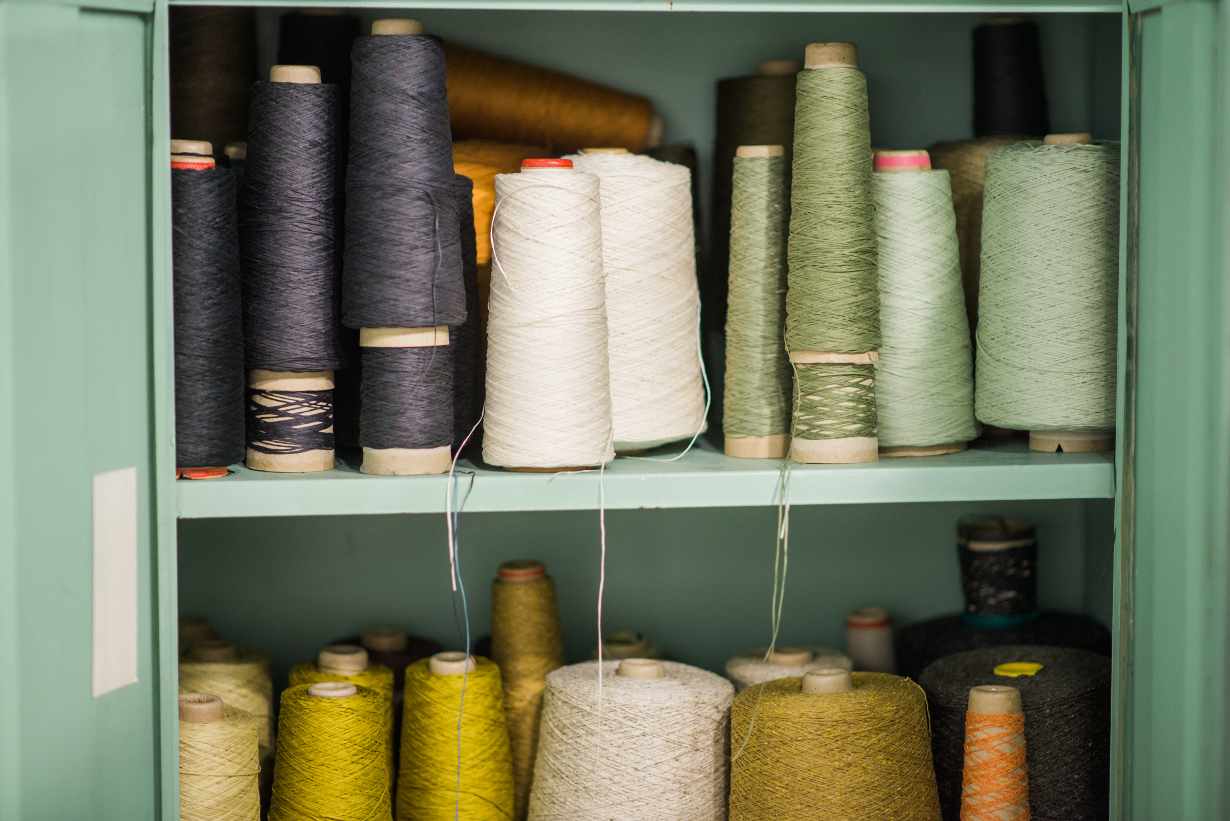 Yarn, Business Branding Photography for Cara May Knits by Sarah Hooker Photography