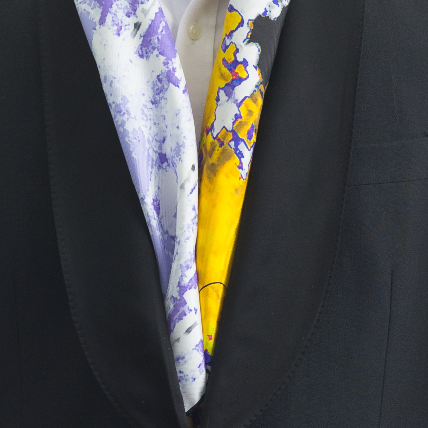 Rosemary Goodenough Man 'Planting in Drifts VII' Scarf Detail.jpg
