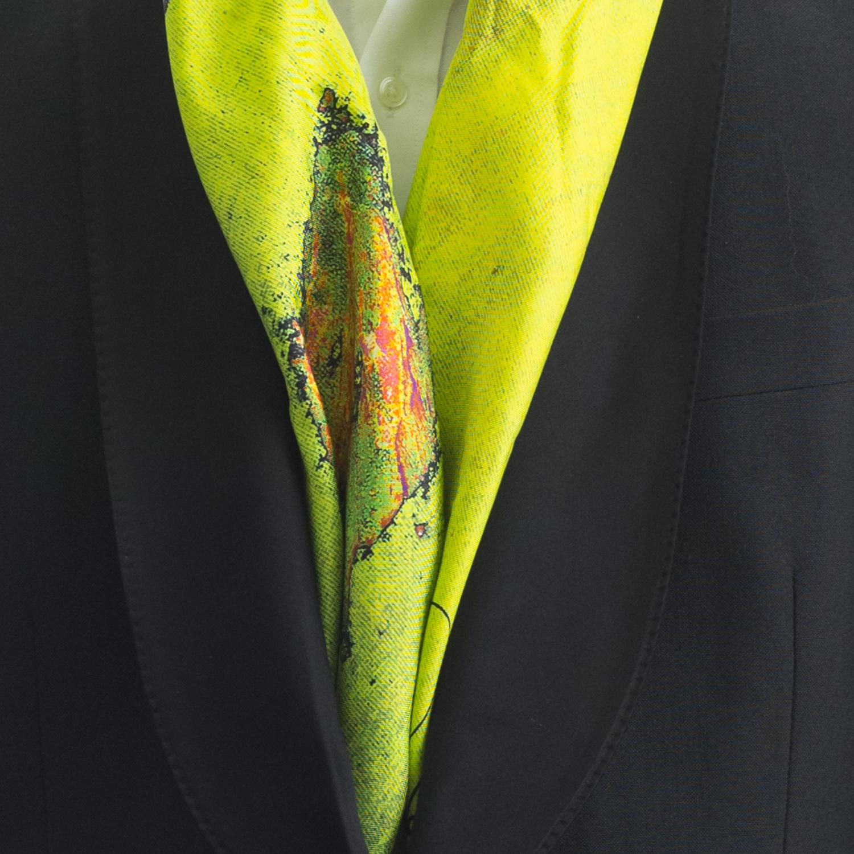 Rosemary Goodenough Man 'Springing Tulips XIX' Scarf Detail.jpg