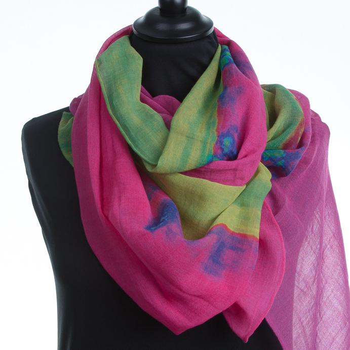 'HOT CITY' LIMITED EDITION PURE COTTON SCARVES