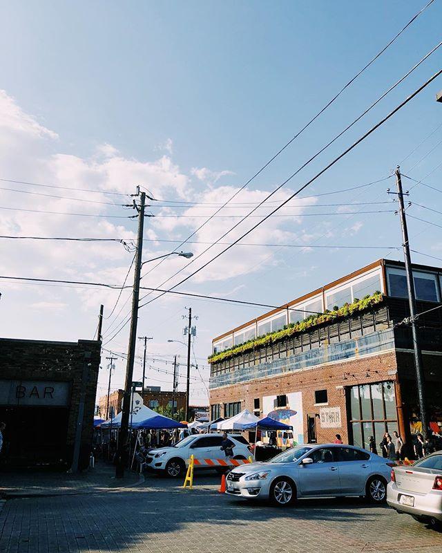 Dallas street views   July 23, 2018
