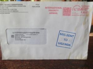 Postal humor