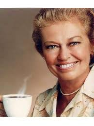 Coffee High-Priestess Mrs. Olson