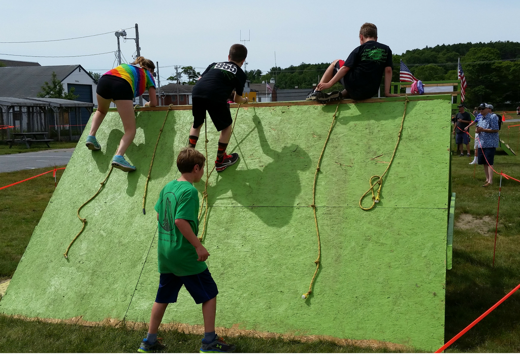 Extreme Field Day for Kids