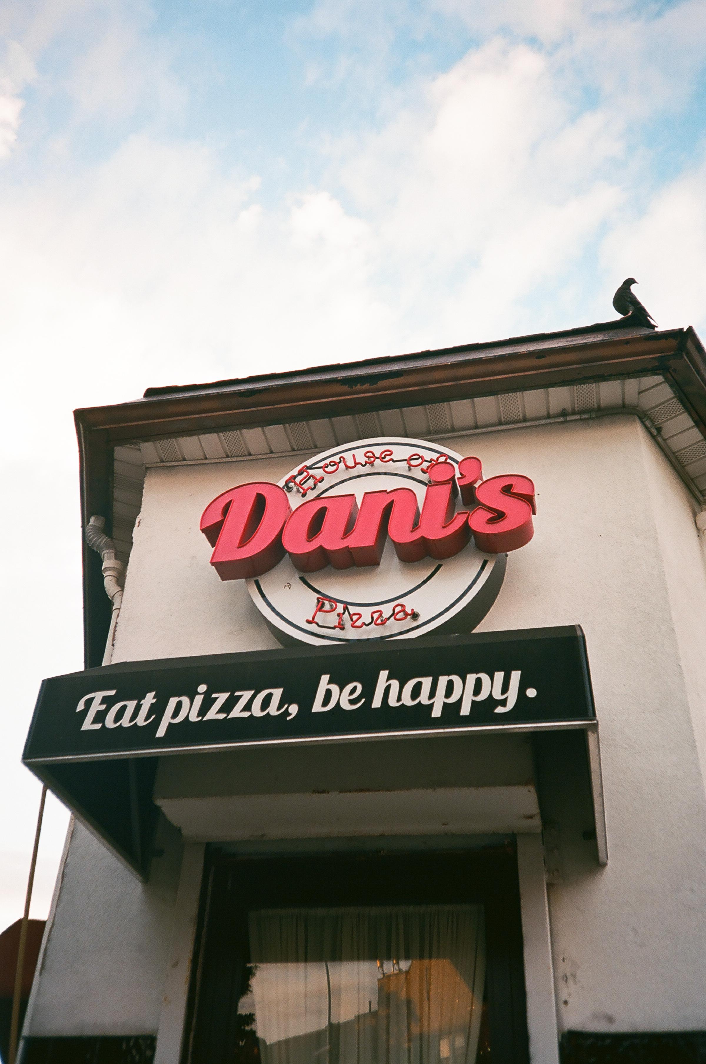 Dani's House of Pizza - Kew Gardens, Queens
