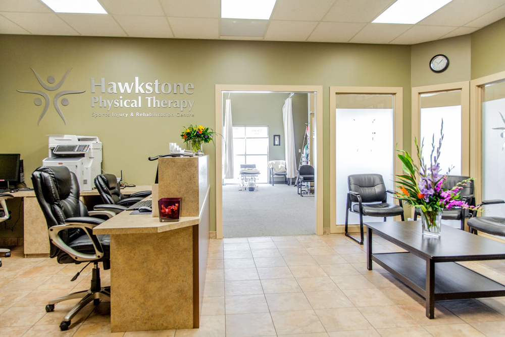 Welcome to our Reception Area where our Office Managers will greet you and assist with explaining paperwork, booking appointments, and getting you ready for your treatment.