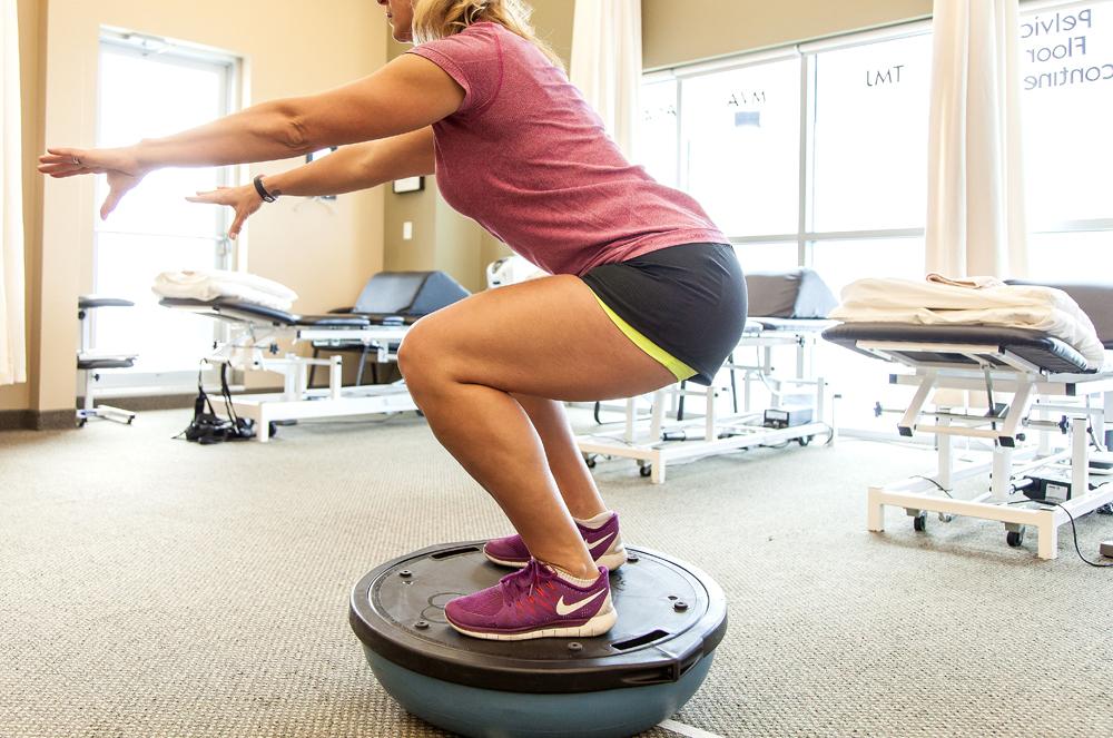 Lower Extremity Exercises