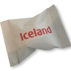 Iceland promotional fortune cookies