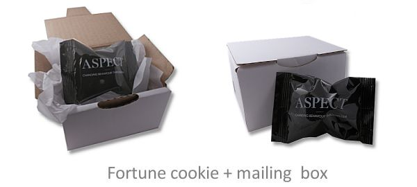 fortune cookie mailing campaigns
