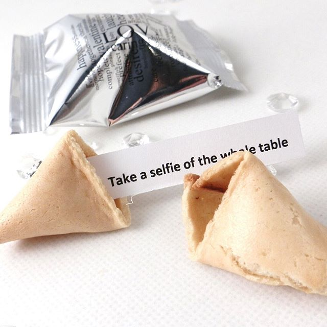 Add fun to your wedding tables with our Wedding Icebreaker fortune cookies ... #uniqueweddingideas #weddingreceptionideas #asianweddingideas  #icebreaker #weddingmagazine #weddingfavours #icebreakers #bridemagazine  #weddingdaymagazine #weddingfavorideas #weddingfavoursideas #weddingmagazines #asianweddingmagazine #confettimagazine #weddingideasmagazine