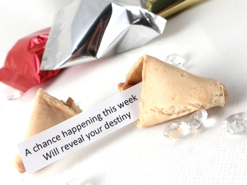 Fortune cookies for weddings, parties and traditional fortune cookie packs - Details …