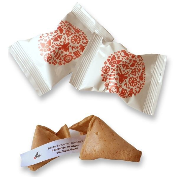 Our Christmas fortune cookies are a tasty alternative to Christmas crackers ... and you can add your own message on the back of the slips!  #eventcatering #eventplanners #cateringevent #restaurantmarketing