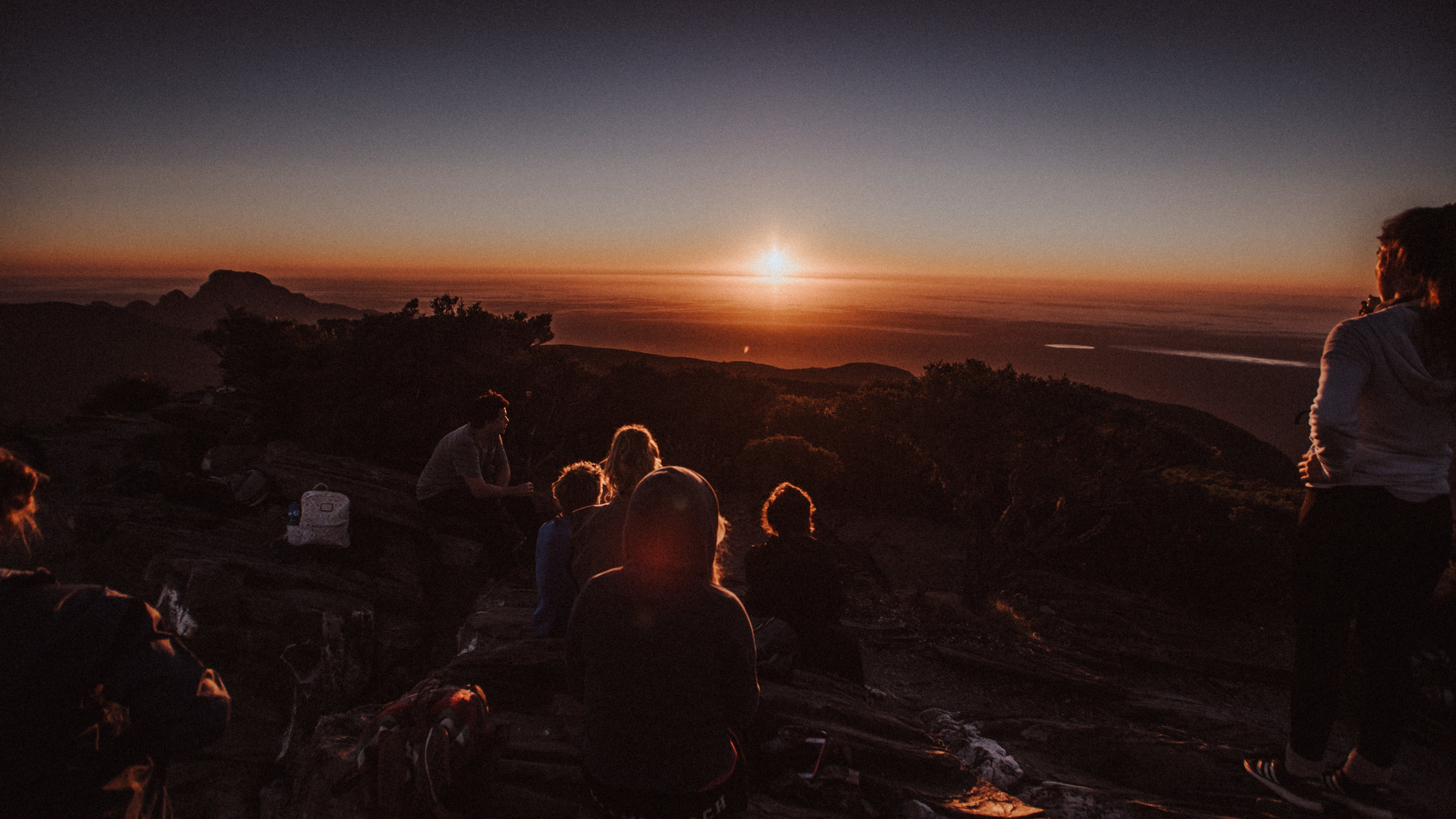 3am hike up Bluff Knoll on the last but-one day of the trip, for sunrise. So worth it.