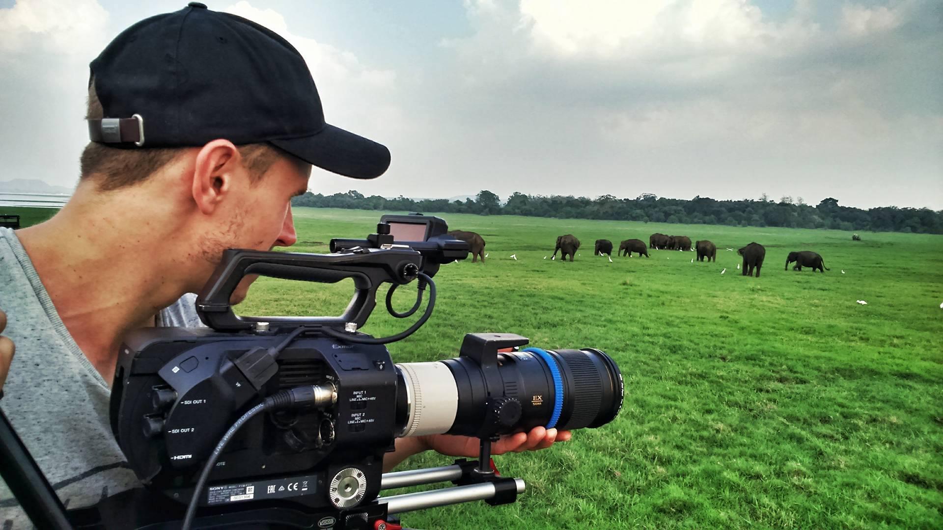 Filming For Sri Lankan Airlines 2016 - Film here -  https://www.youtube.com/watch?v=3cHpfMn6JcI