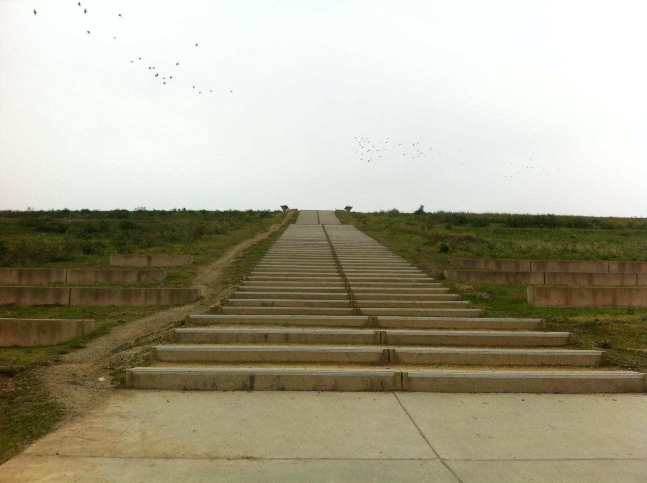 Running Stairs