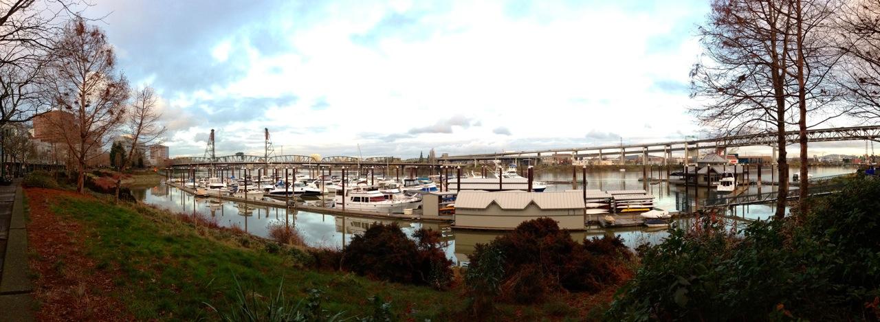 Harbor Side in Portland