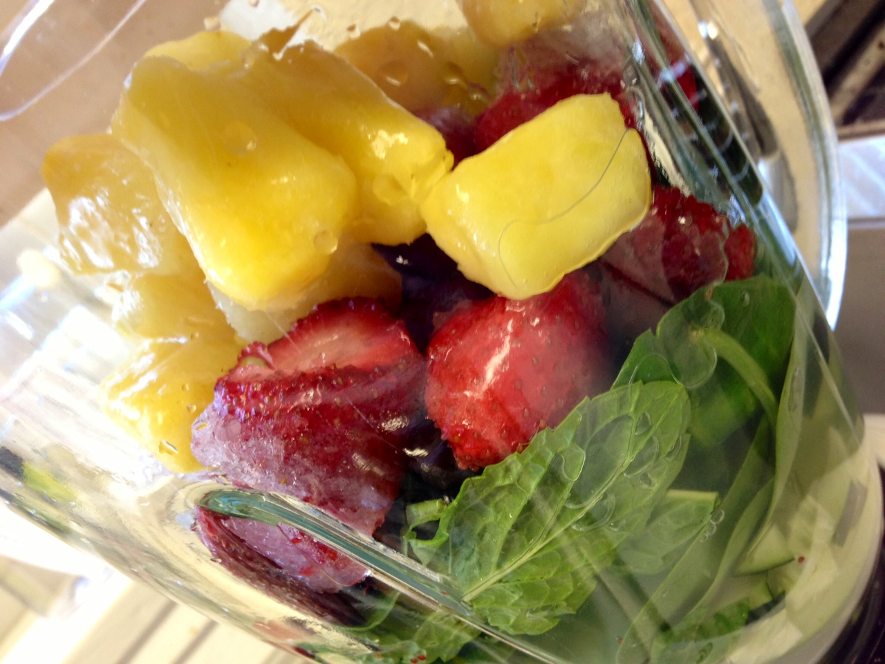 Pre-Blended Green Smoothie