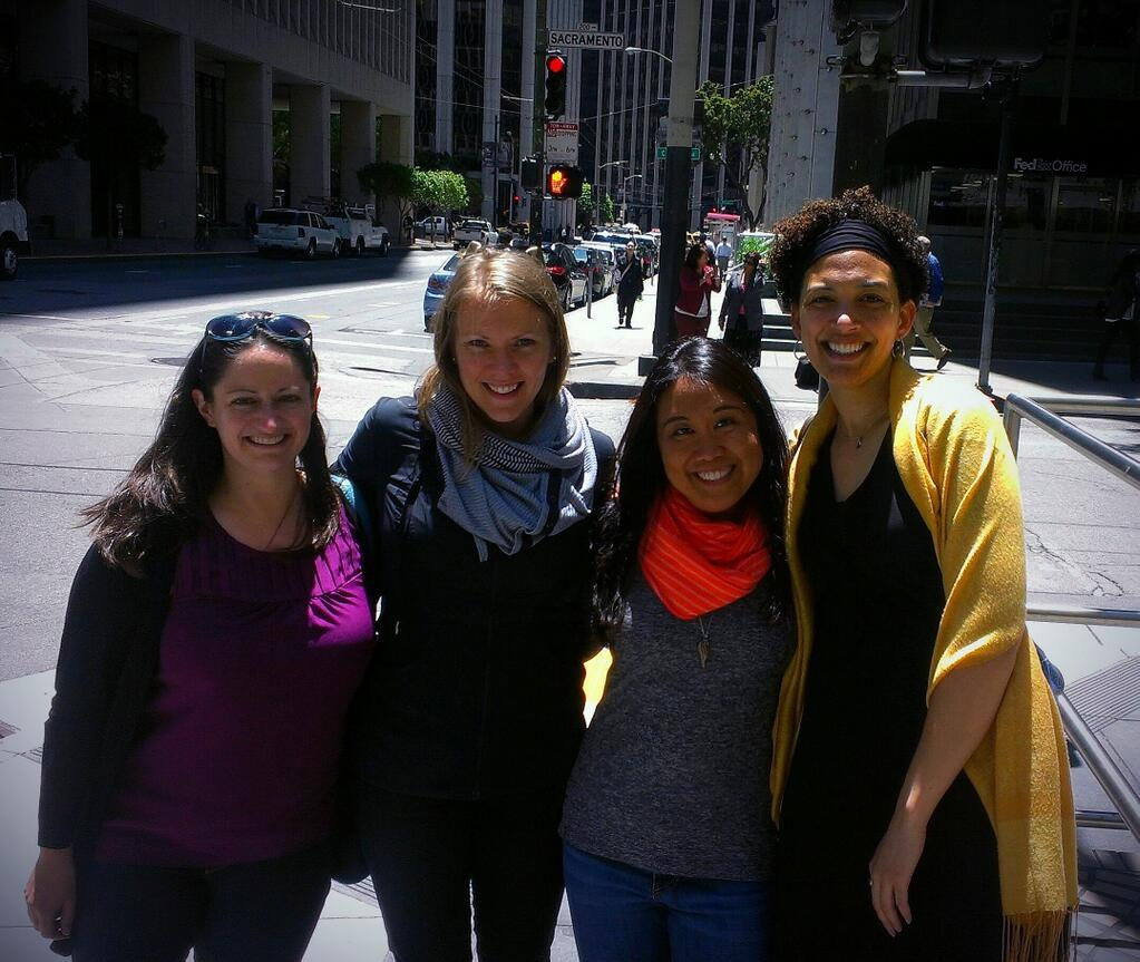 Best Day Ever with Bay Area Running Friends (or #BDE with #BARFs)
