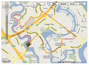 9-mile Route
