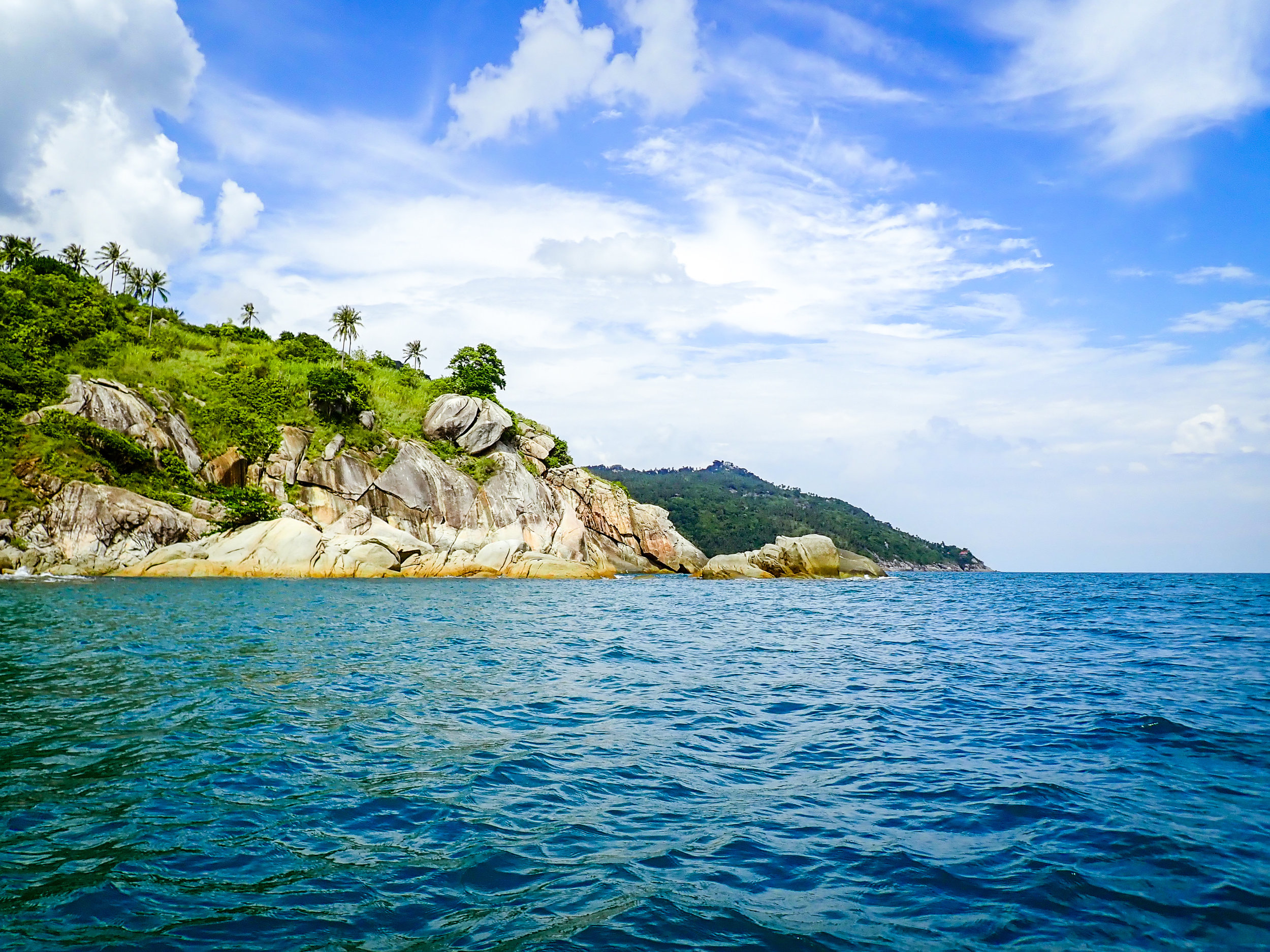 Stand Up Paddleboarding   Around an island    Read about this Thai adventure