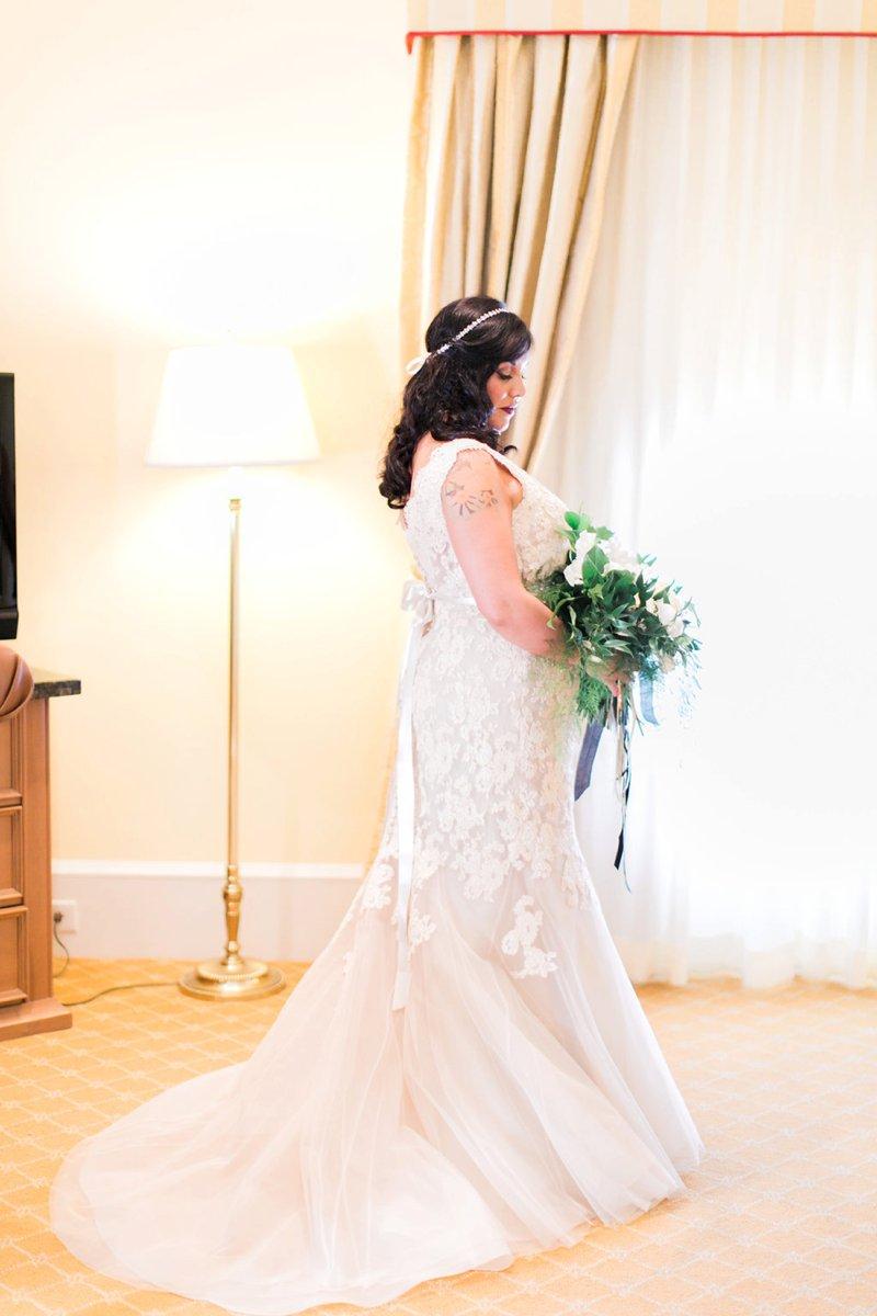 Brazilian Room Wedding