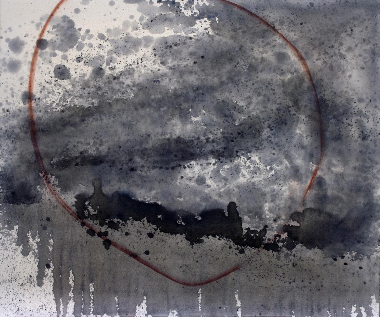 DE-708_orage acrylique sur toile 101 x 122 cm