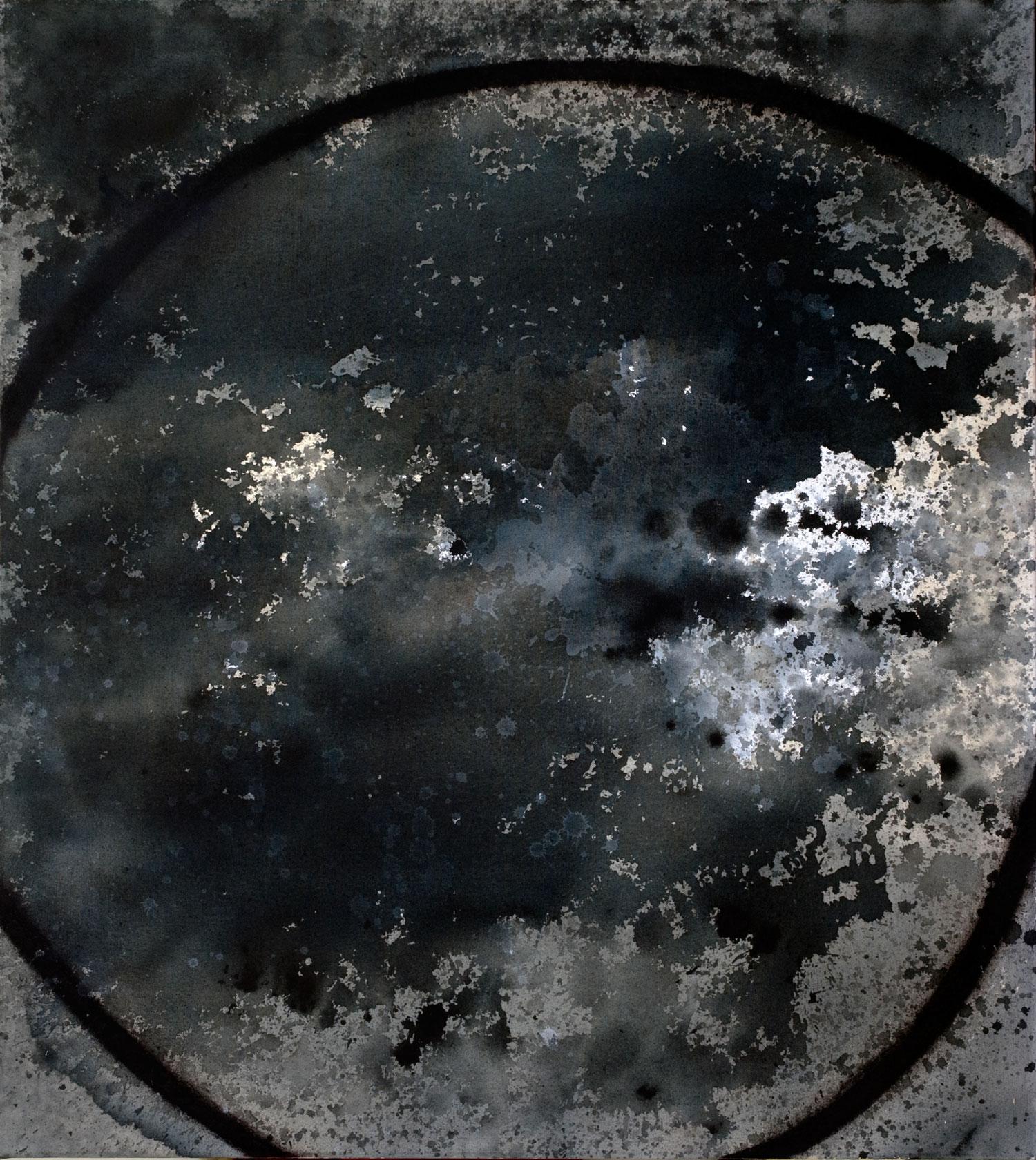 DE-710_mousse acrylique sur toile 101 x 91 cm