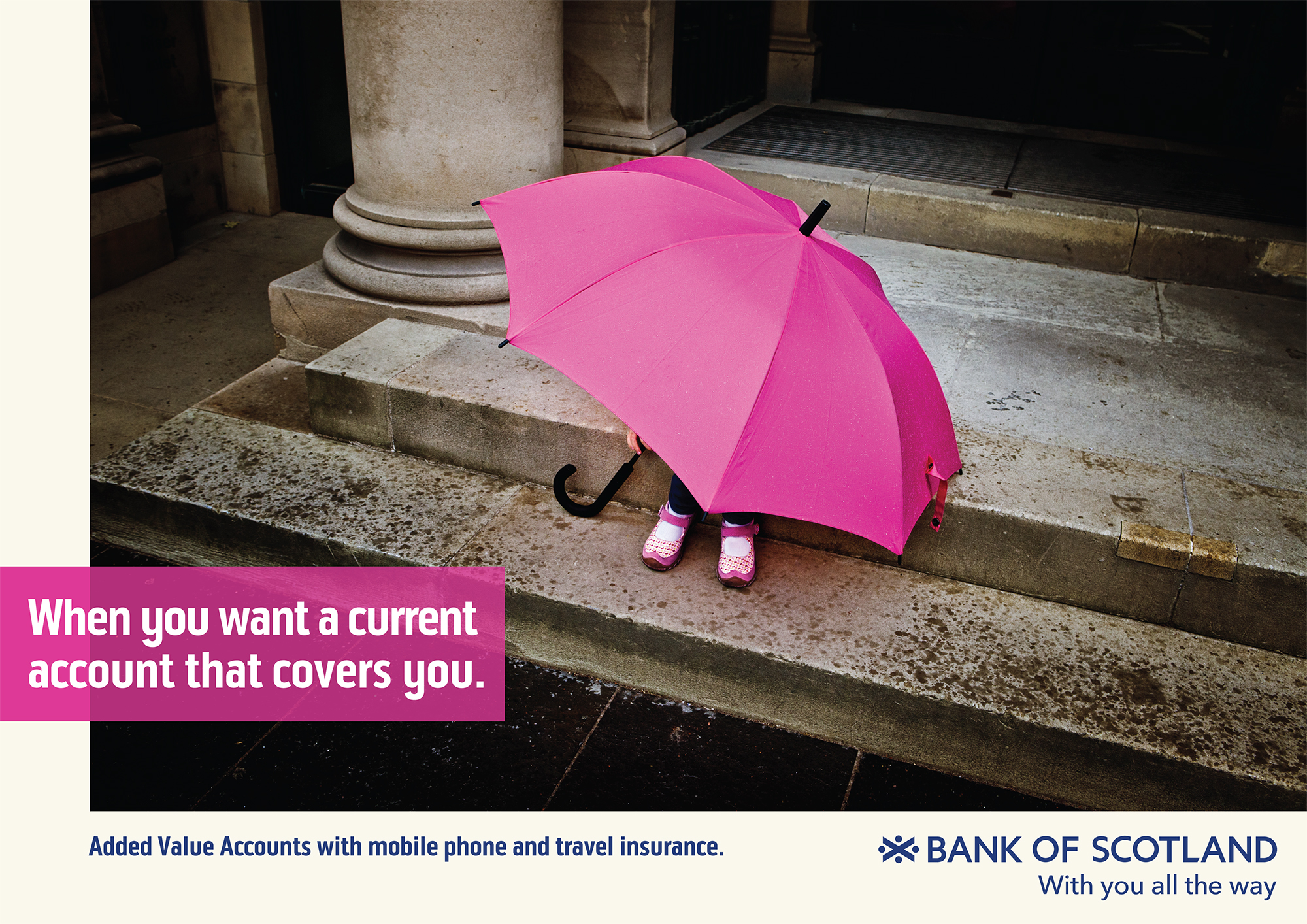 Bank of Scotland ADVERT