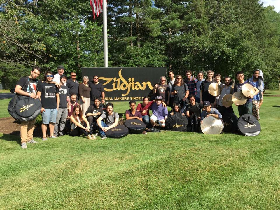 Zildjian Factory Boston