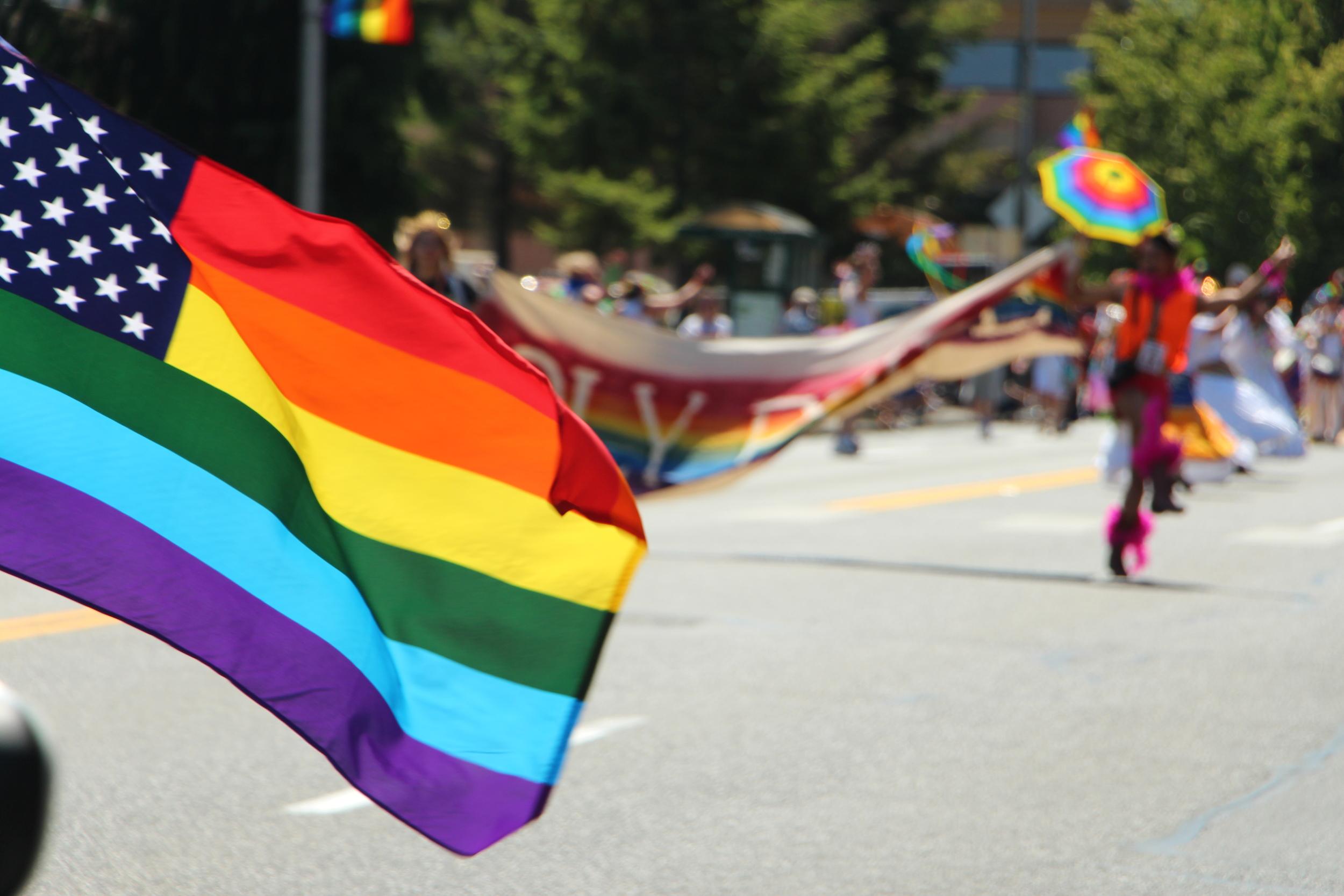 Olympia Pride Parade 2015