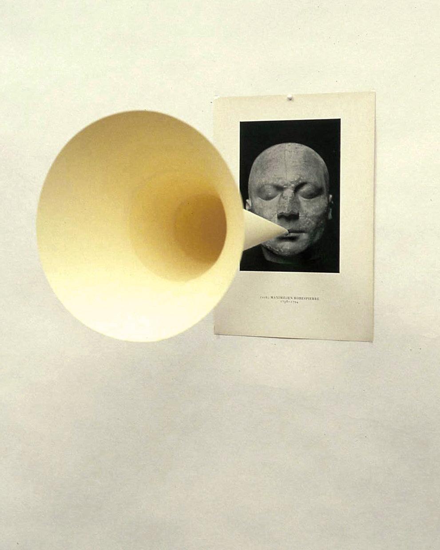 Silence 1995 (detail)