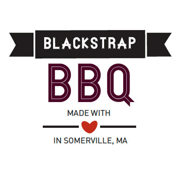 The original Blackstrap BBQ is a restaurant in Winthrop, MA. This student updated its visual design and relocated the restaurant to her hometown of Somerville, MA.
