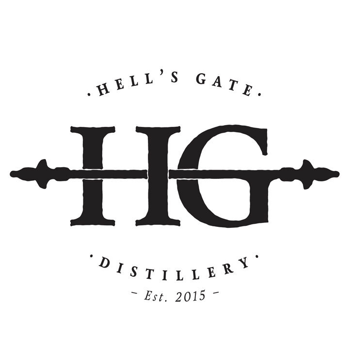A beautiful identity for a brother and sister farm distillery; it includes various lockups and demonstrates a rigorous attention to detail.