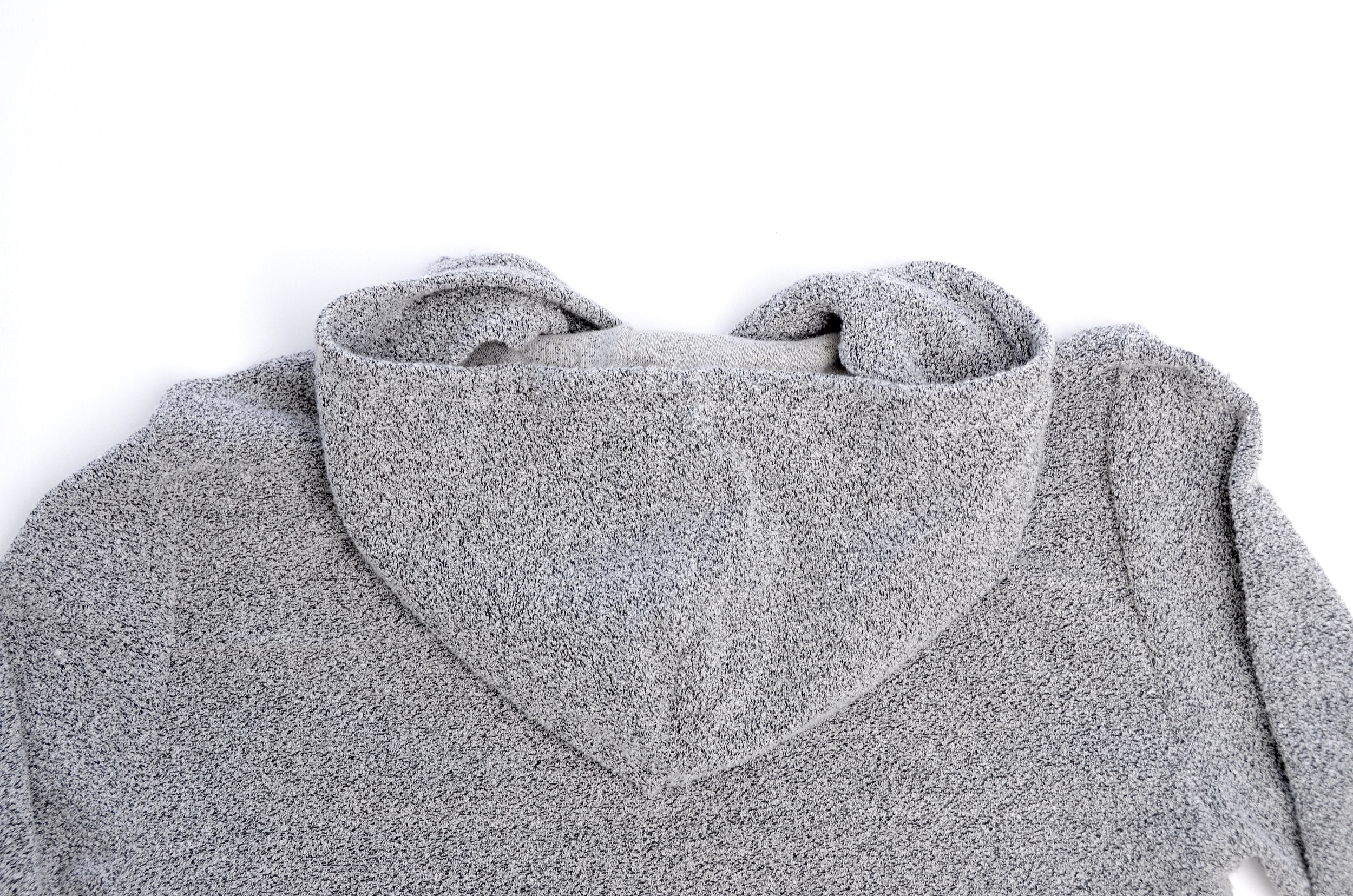 Speckled Grey Boucle' (Not Fleece)