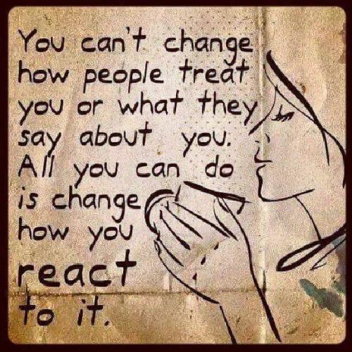 Change How You React Beauty Through The Beast