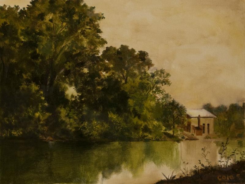 Canal Pumphouse