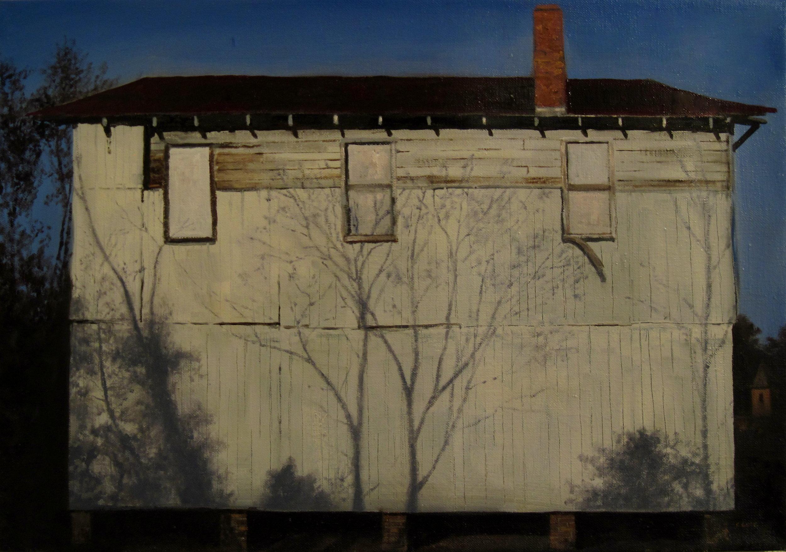 Carrsville Society Building