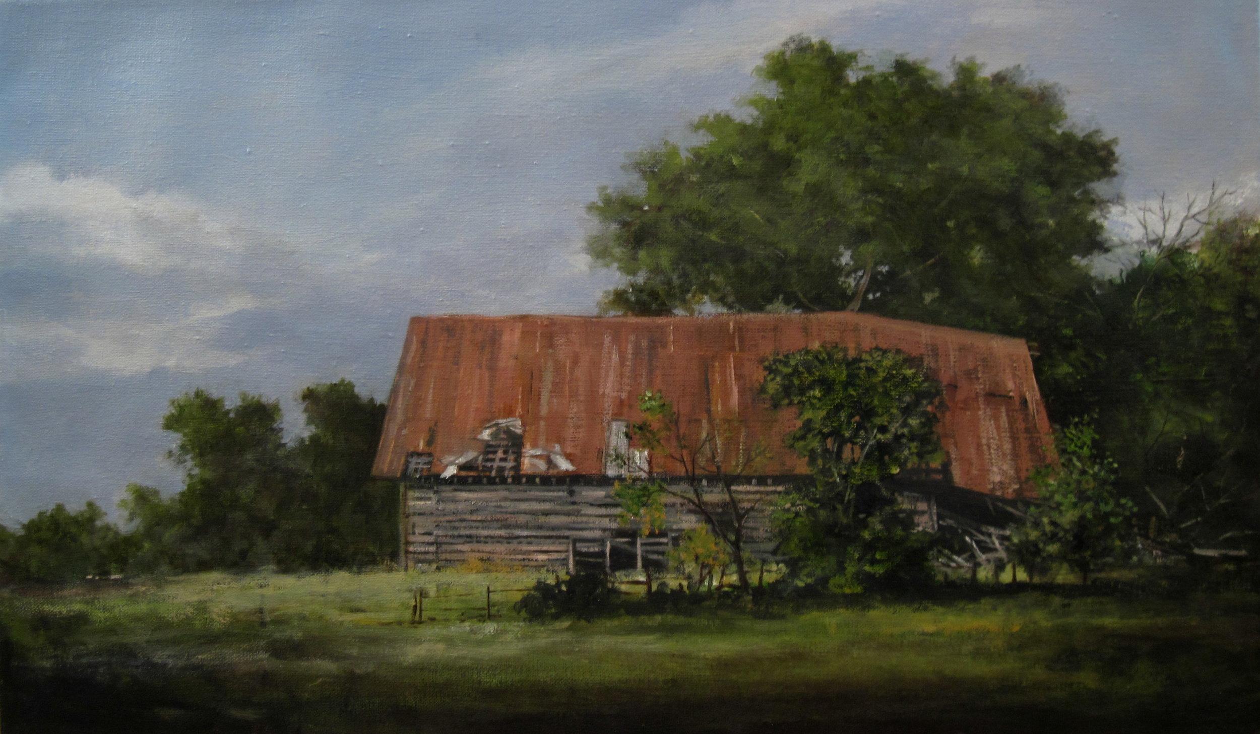 Ninety-Six Barn II