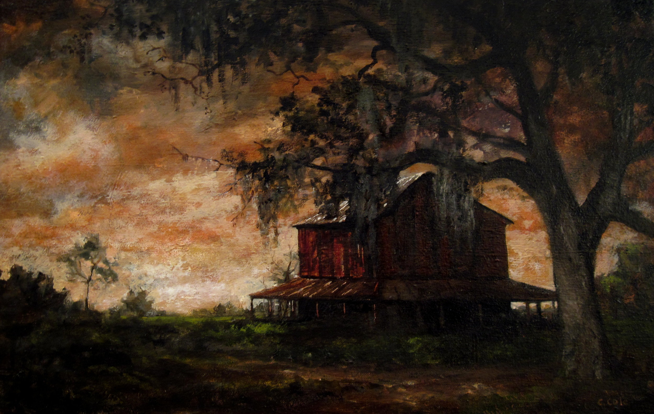Low Country Barn I
