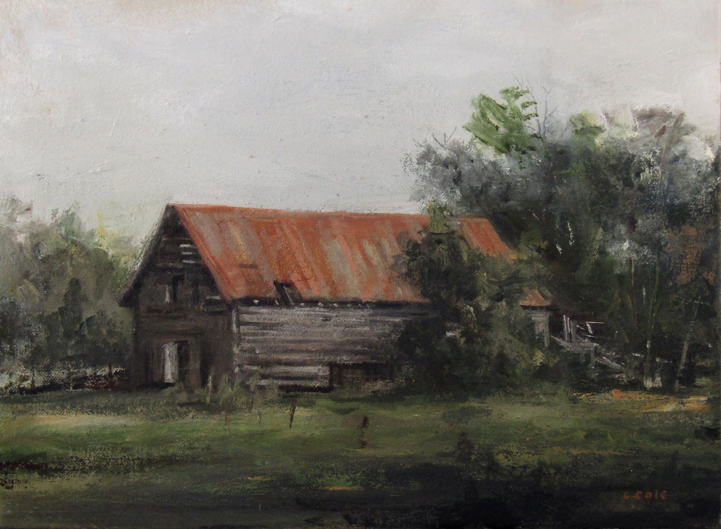 Ninety Six Barn