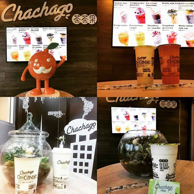 Chachgo Commerce Gate is now open!! Come and try our drinks and bubble waffle!! #chachago #bubbletea #bubblewaffle #commercegate #taromilktea #freshfruits #tea #toronto
