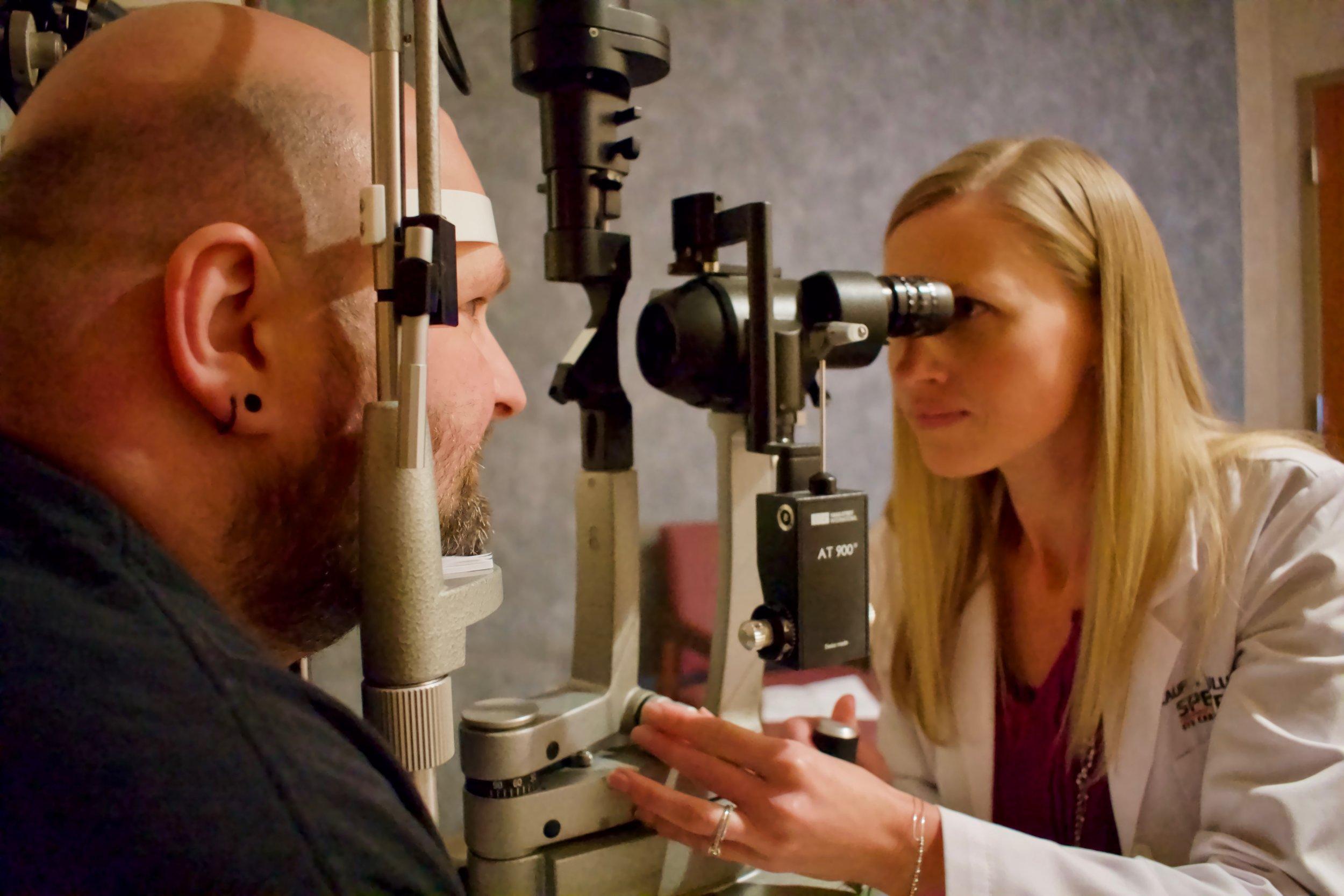 Anterior Ocular Health