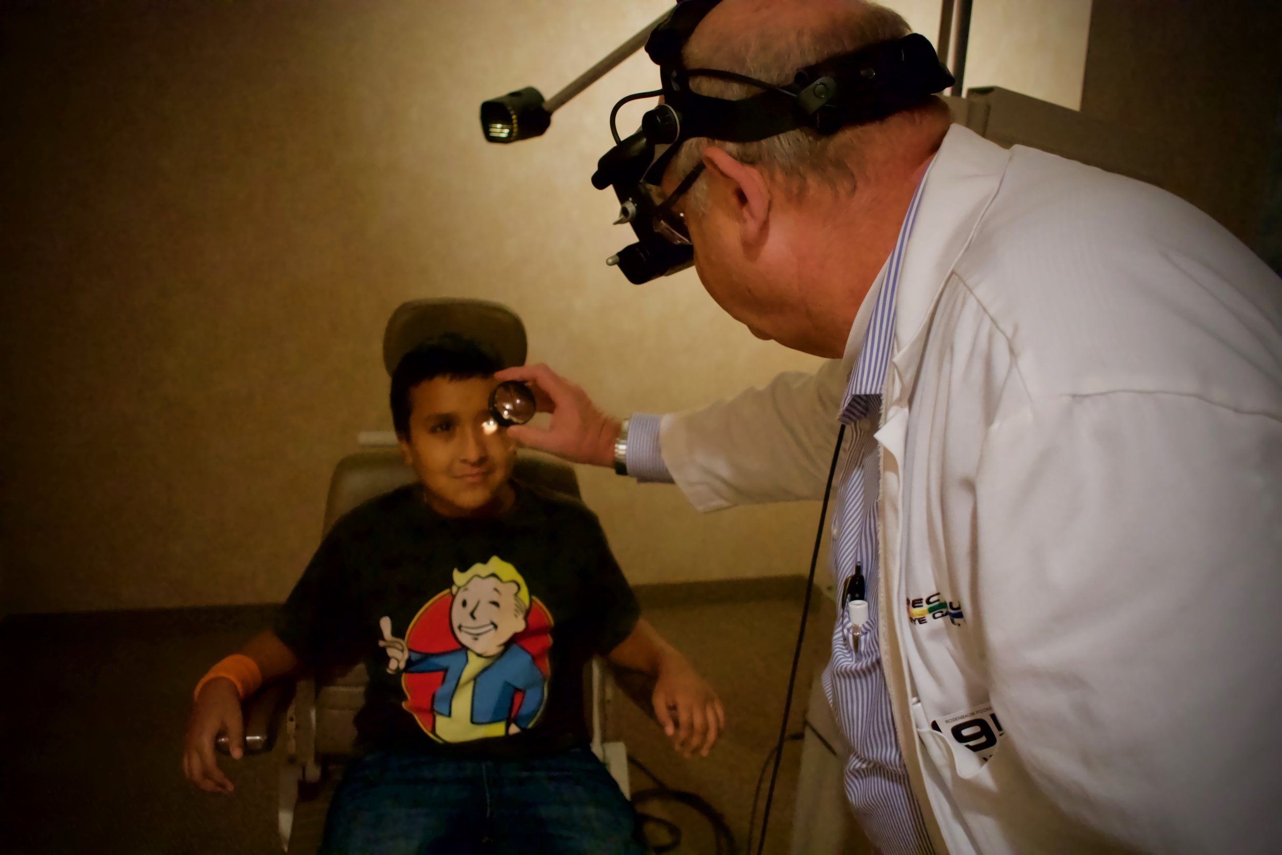 Posterior Ocular Health