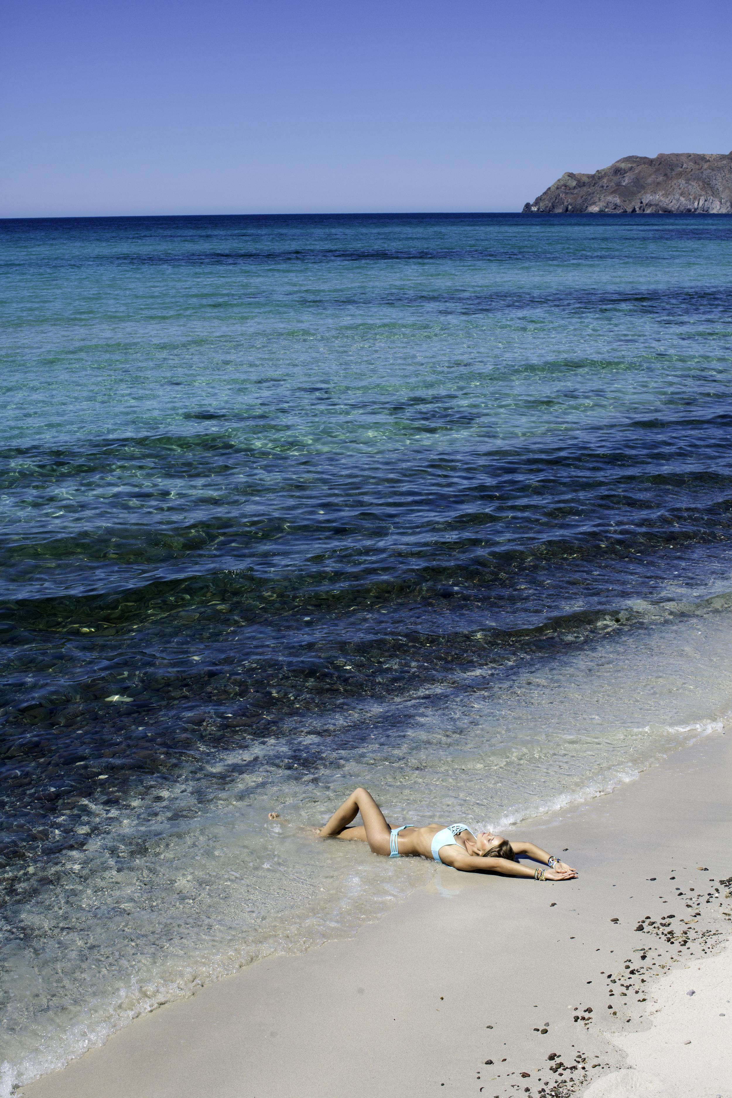 Tracy Kristine by Paulina Perrucci in LSpace Swim