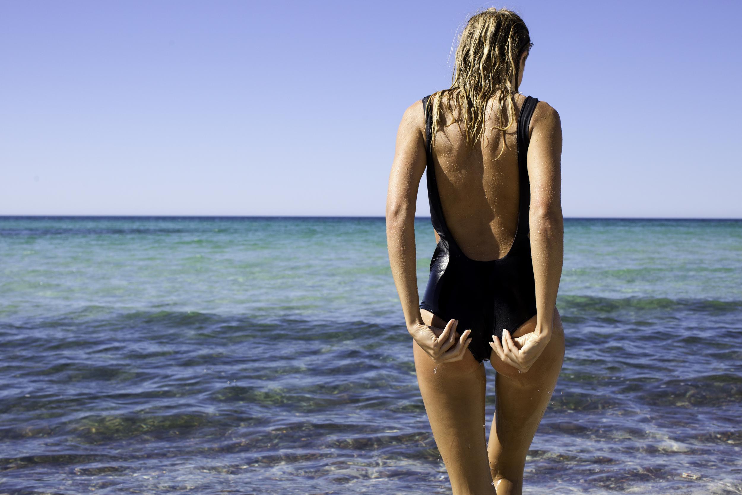 Tracy Kristine by Paulina Perrucci in Tavik Swim
